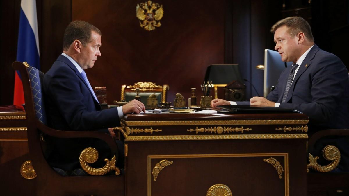 Губернатор ужесточил ограничения в Рязани из-за угрозы коронавируса