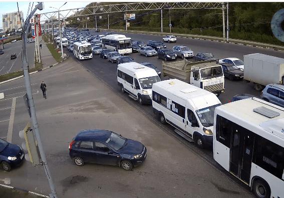 """Снова в Рязани перекроют проезд под мостом около ТЦ """"Барс"""""""