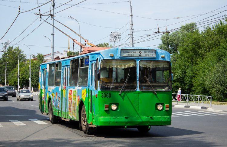 Через вокзал «Рязань-1» планируют пустить троллейбус №8