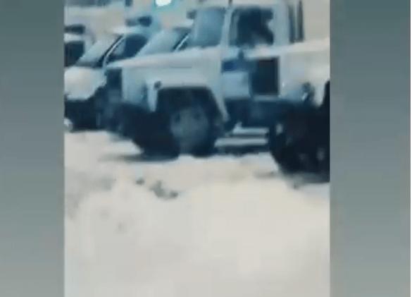 Рязанские полицейские запустили над площадью Победы дрон