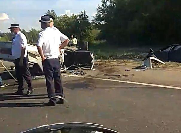 19-летняя девушка погибла в ДТП в Рыбновском районе
