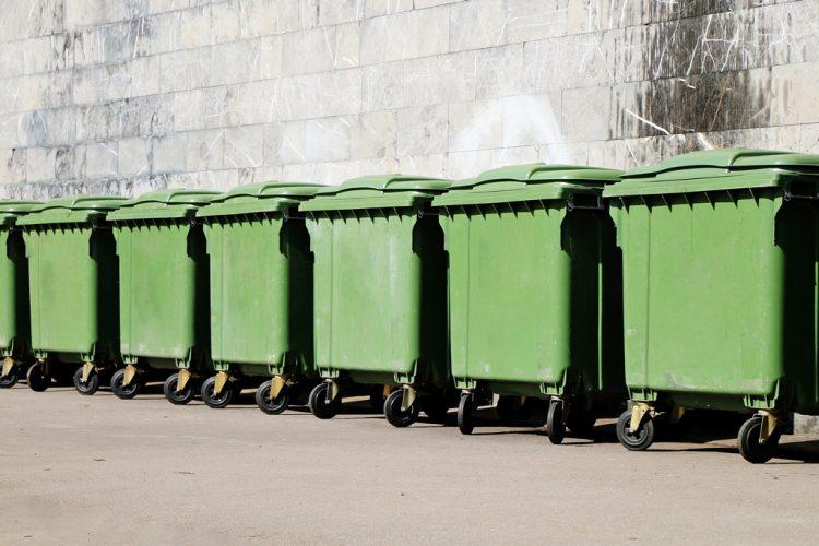 Мэр рязани поручила установить бункер для сбора мусора на улице Ленинского Комсомола