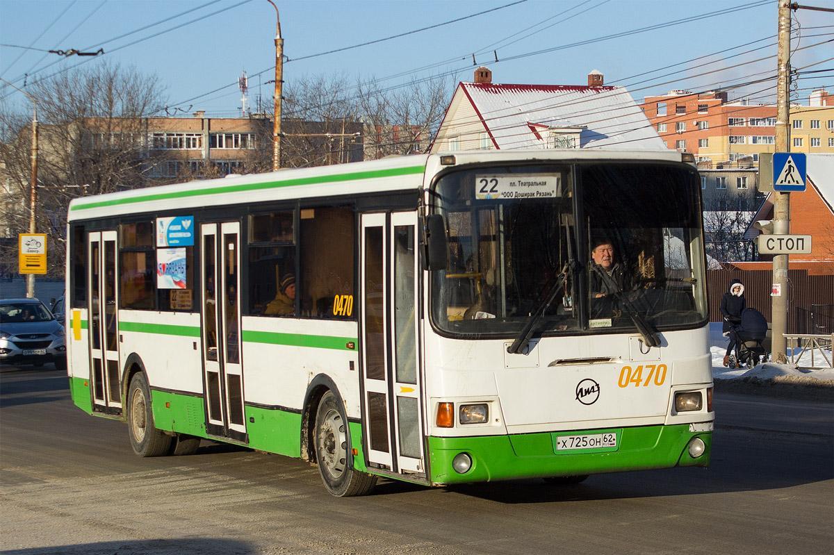 В Рязани меняется маршрут автобуса №21