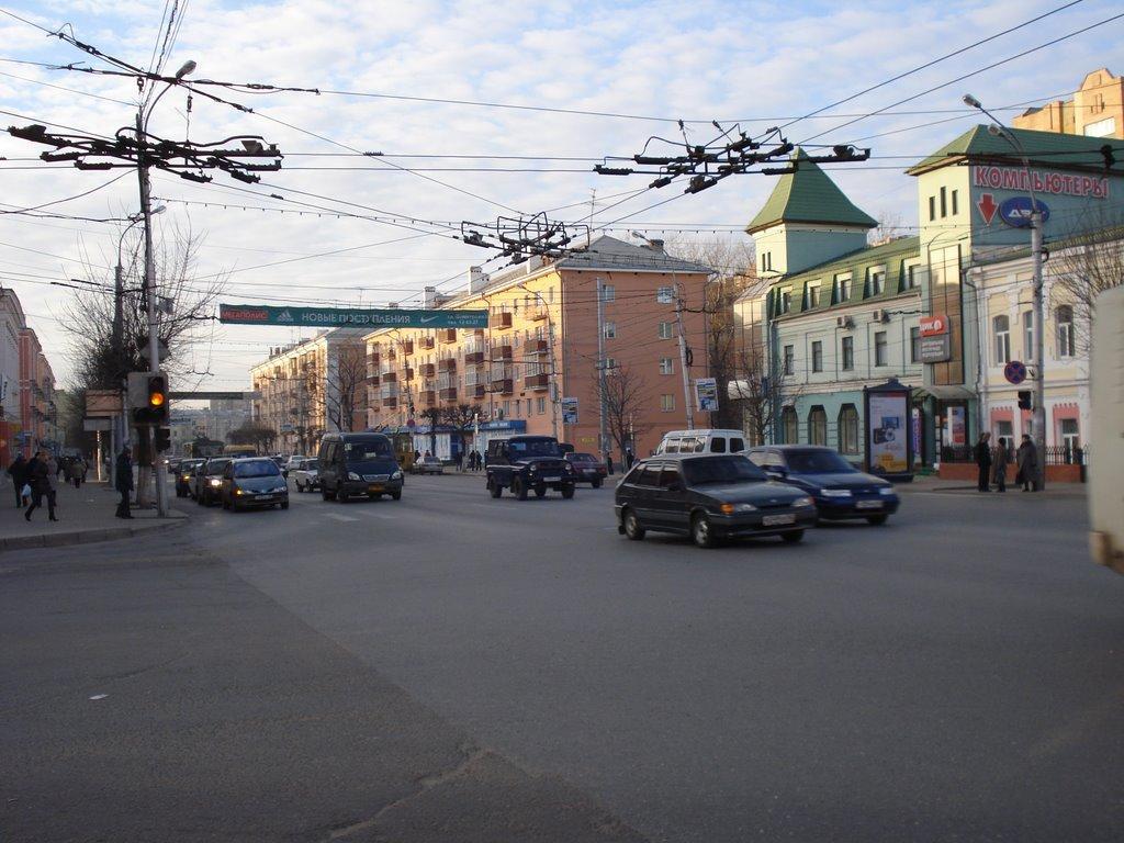 В Рязани началась выдача спецпропусков для автомобилей