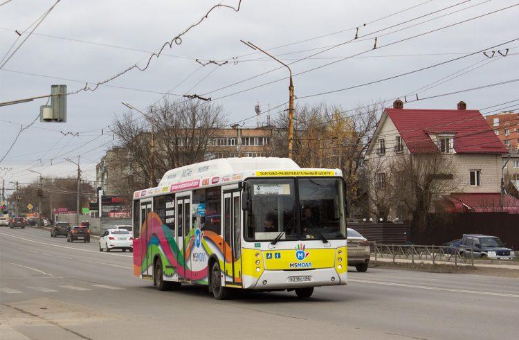 Три рязанских автобуса могут изменить маршрут