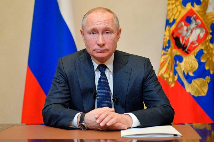 Путин предложил объявить 2021 год Годом науки и технологий