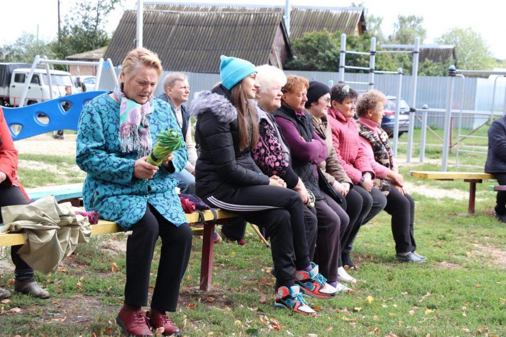 Рязанские коммунисты организовали для жителей Спасского района праздничный концерт