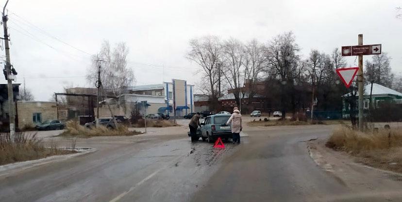 Фото: 19 ноября из-за гололеда на дорогах в Касимовском районе произошло 4 ДТП