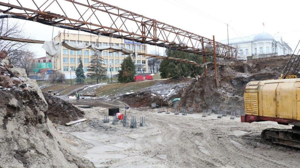 В мэрии Рязани рассказали о ремонте Астраханского моста