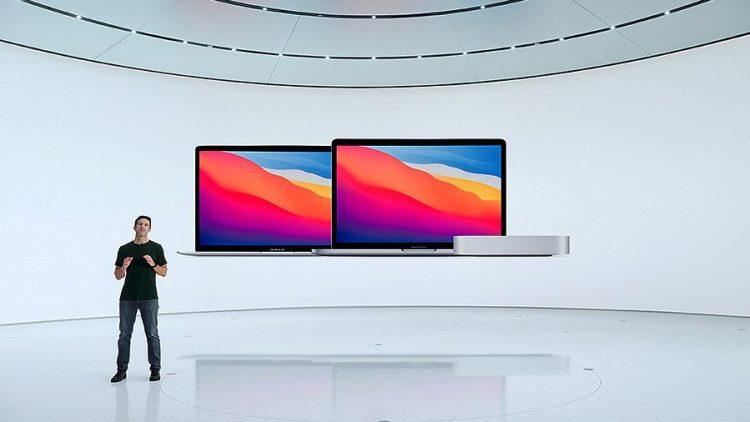 Apple представила новые Mac на собственном процессоре