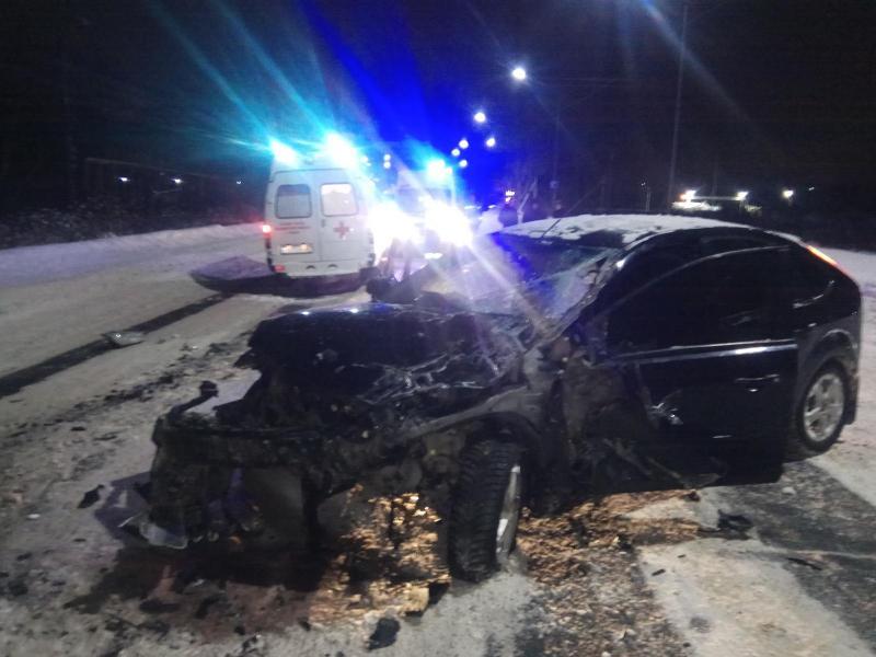 Пьяный водитель «Ford Focus», устроивший ДТП, отказался признать результат алкотестера