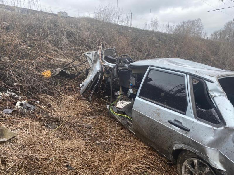 Полицейские прокомментировали смертельное ДТП в Скопинском районе