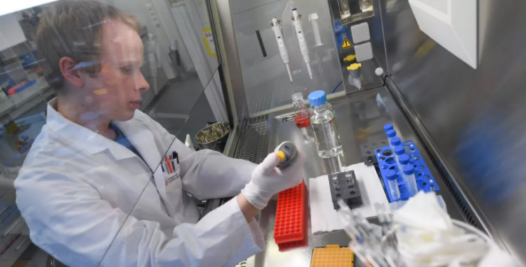 Российские специалисты тестируют новую систему, которая распознает британский штамм COVID-19 за полтора часа
