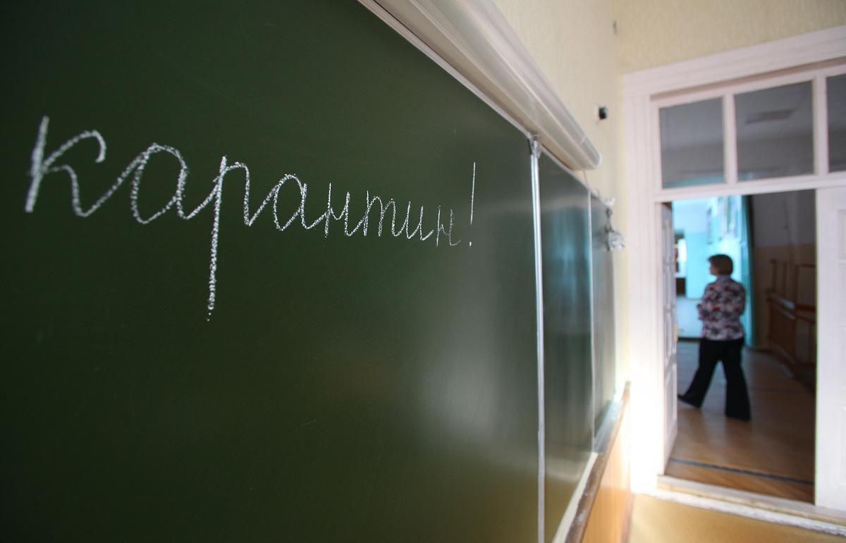 В 23 рязанских школах введен карантин