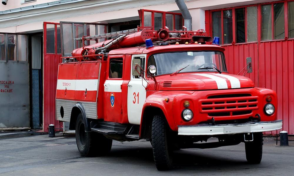 По ложному вызову пожарные прибыли на рязанский вокзал