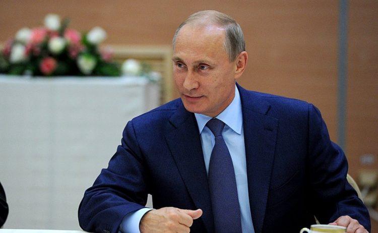 Владимир Путин прокомментировал открытие границ в Европе