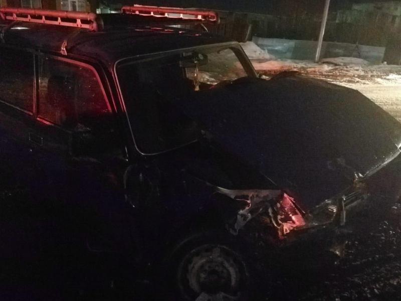 В Касимове 19-летний водитель «семерки» устроил массовое ДТП