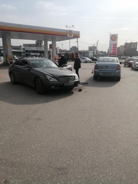 В ДТП на Солотчинском шоссе пострадал 3-летний ребенок