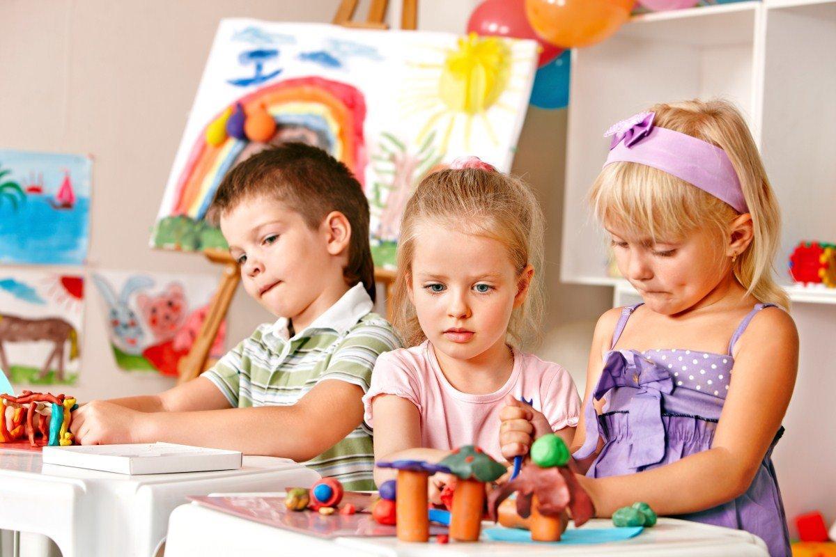 В Дашково-Песочне продолжаются работы по возведению пристройки к детсаду №131