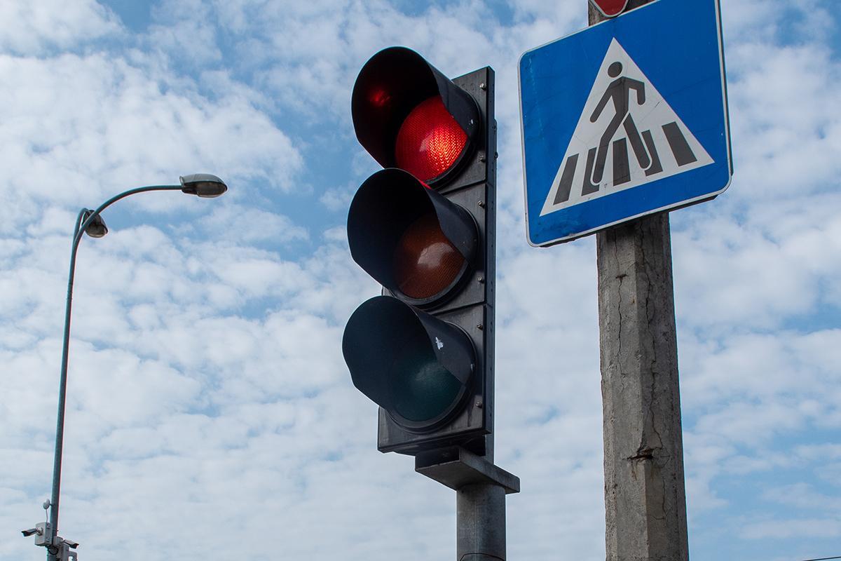 В центре Рязани появится светофор за 9,2 миллиона