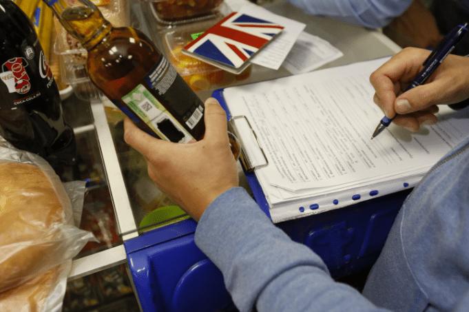 За прошедшие выходные рязанские полицейские изъяли более 57 литров незаконного алкоголя