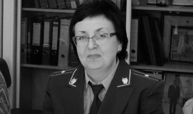 С рязанским прокурором Светланой Евликовой простятся во вторник