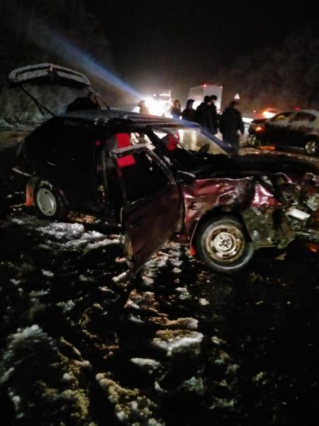В ДТП в Шацком районе пострадали три человека
