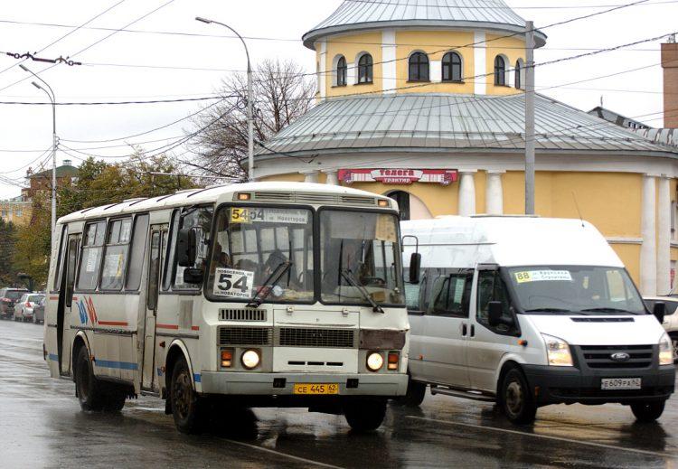 Рязанский общественный транспорт могут полностью заменить новым