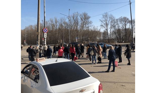 Рязанцы пожаловались на работу автобуса №7