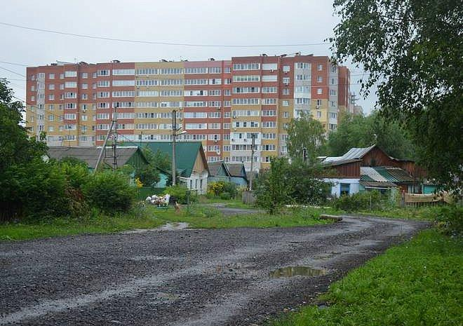 В Рязани отремонтируют дорогу на улице Мервинской