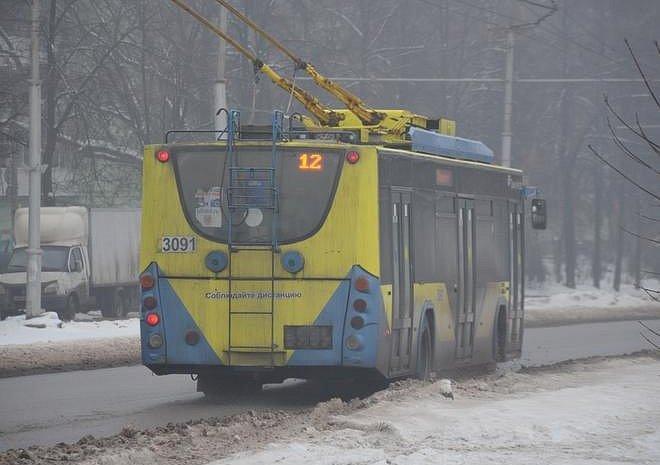 Конечным пунктом троллейбуса №12 станет «Памятник Федору Полетаеву»