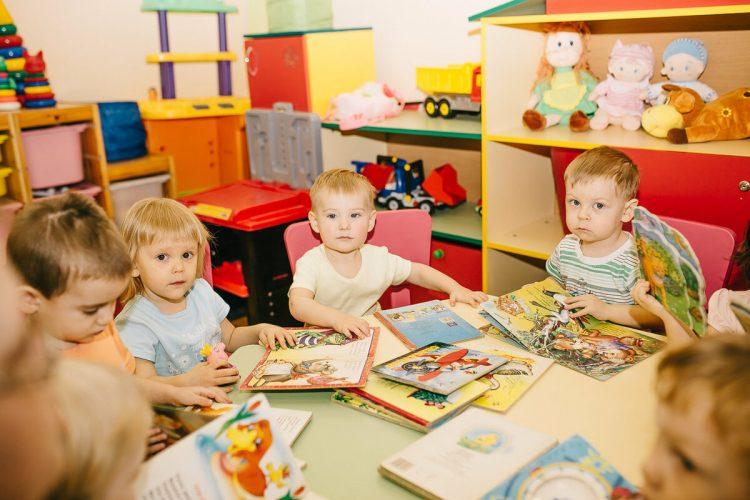 В детских садах Рязани в нерабочие дни организуют дежурные группы