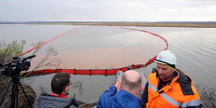 Ущерб от разлива топлива в Норильске оценили в 148 млрд рублей