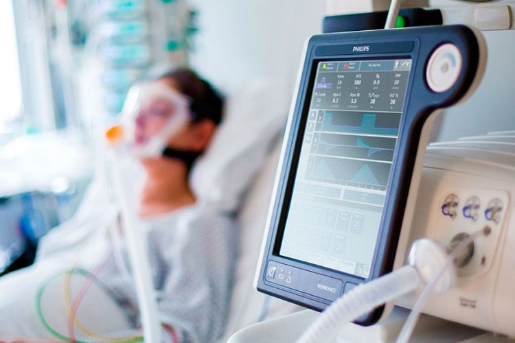 Минздрав: в рязанских больницах находятся 878 пациентов с COVID-19