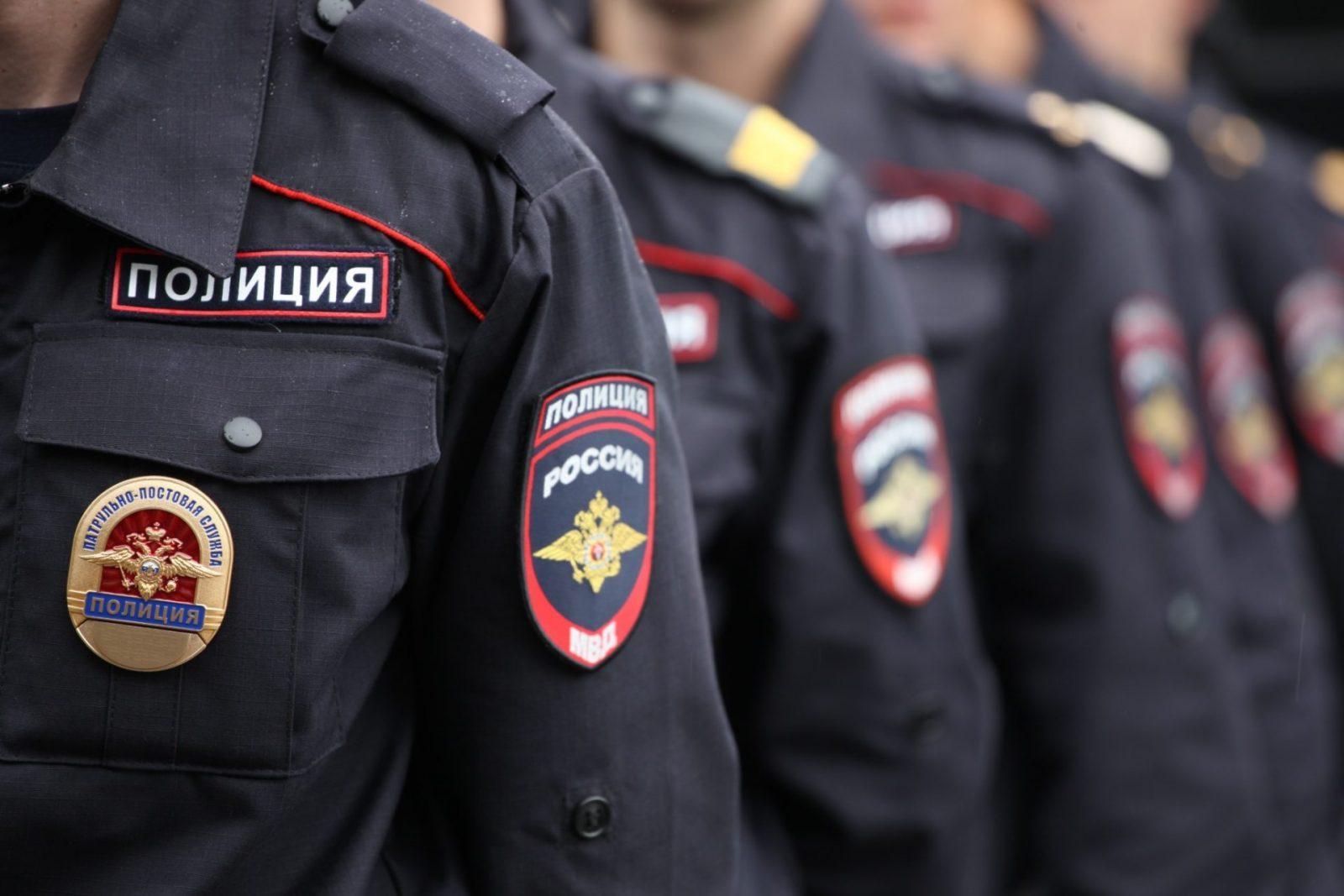 Полицейские попросили рязанцев воздержаться от участия в несанкционированных акциях