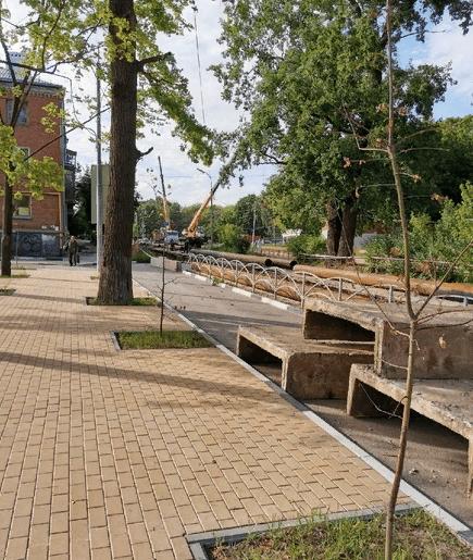 Рязанцы возмутились вскрытием асфальта на улице Братиславской