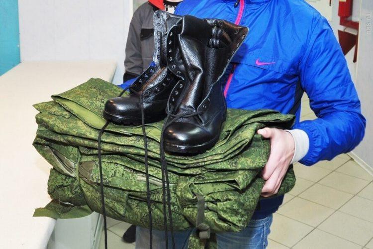 Рязанские полицейские задержали 22-летнего «уклониста» от армии