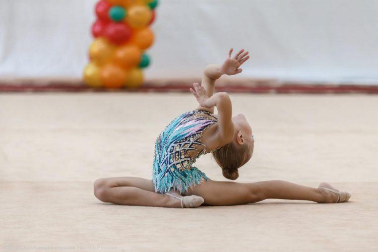 Рязанские спортсменки завоевали в турнире по художественной гимнастике 9 медалей