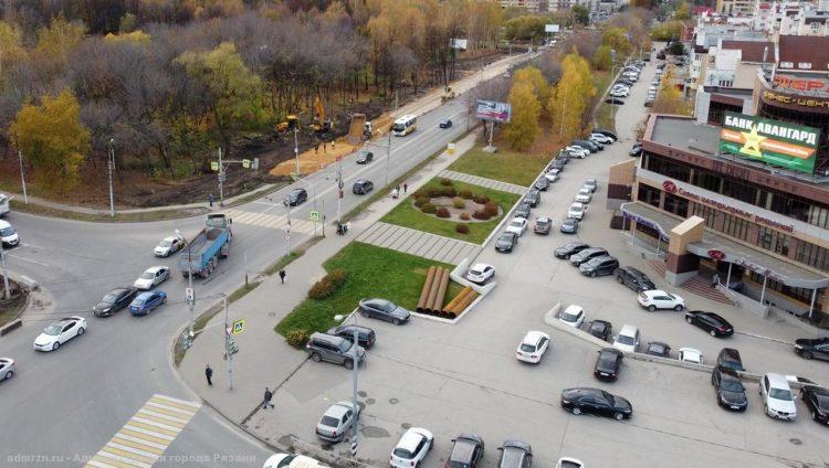 Движение рязанских троллейбусов по Касимовскому шоссе временно приостановят