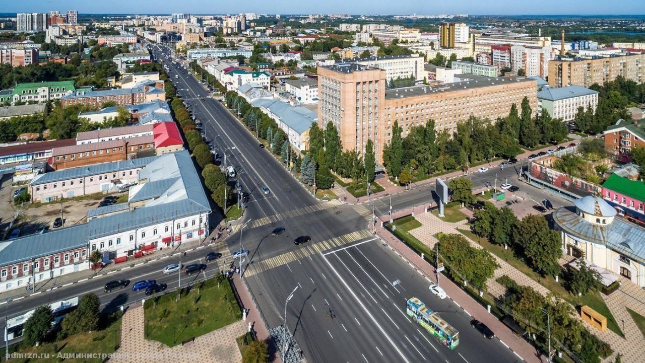 Три рязанских маршрута перейдут на автобусы среднего класса