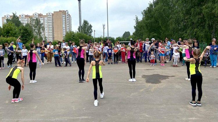 В Комсомольском парке открыли маршруты терренкура