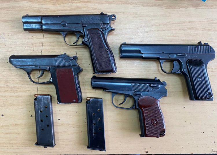 В доме умершего 75-летнего рязанского пенсионера обнаружили незаконное огнестрельное оружие