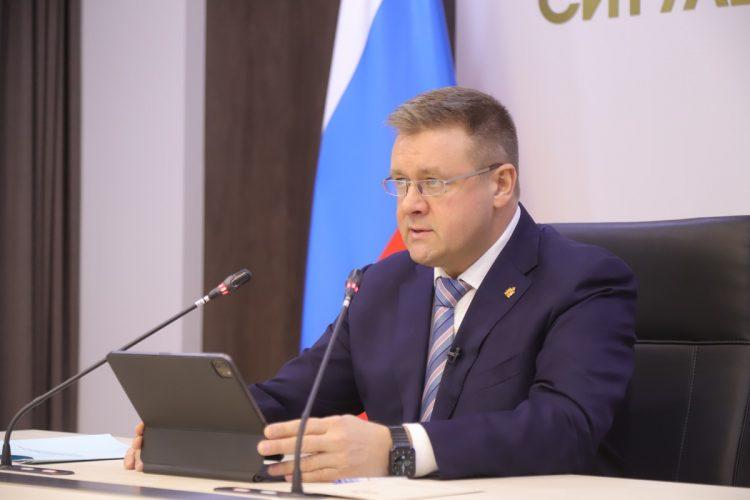 Любимов раскритиковал работу главы администрации Касимова