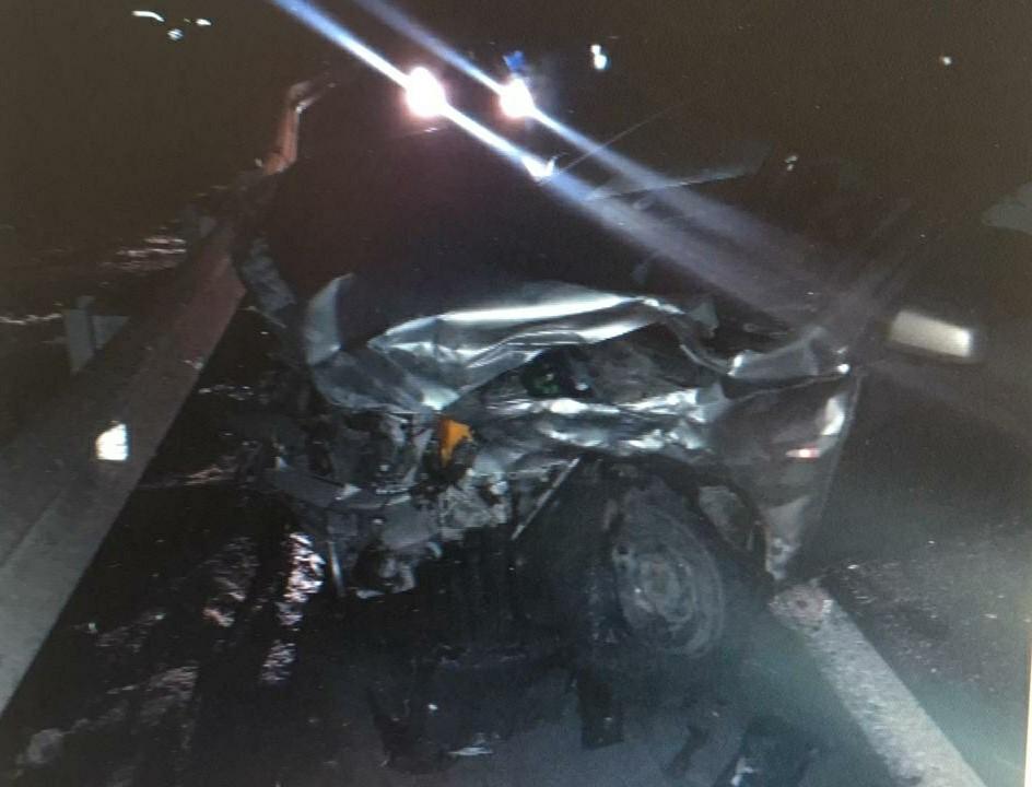 В Спасском районе в один день и на одном участке дороги произошло три ДТП