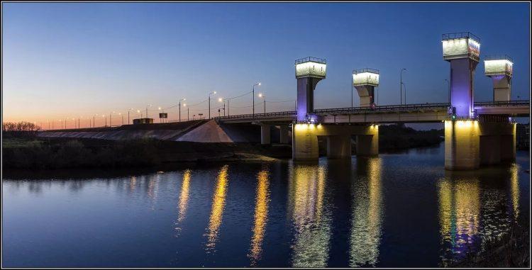Движение транспорта по разводному мосту на Северном обходе в Рязани закроют на две ночи