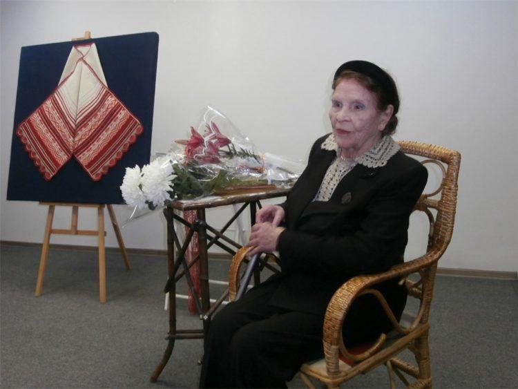 Скончалась рязанский мастер кружевоплетения Диана Смирнова