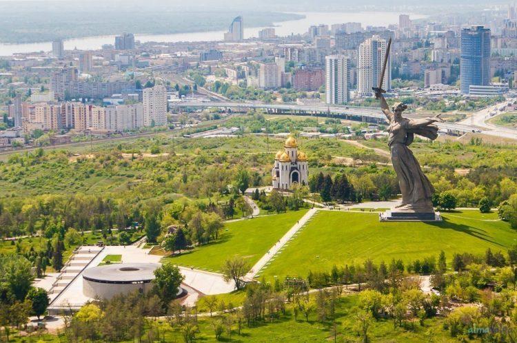 Следственный комитет возбудил уголовное дело по факту геноцида жителей Сталинграда с 1942 по 1943 год