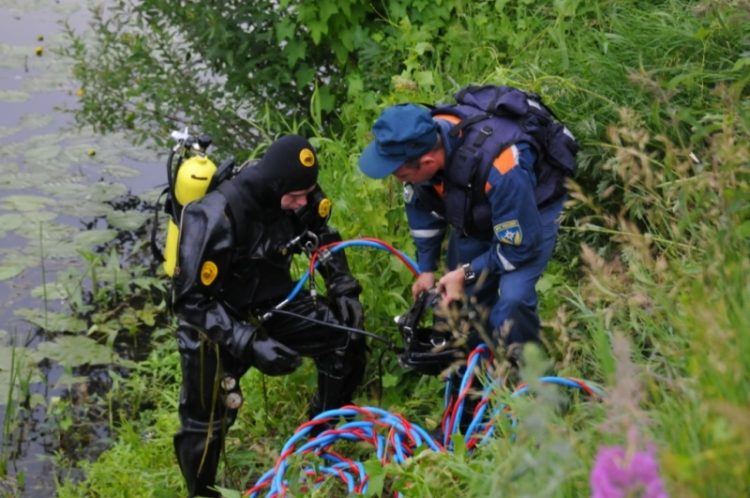 В Александро-Невском районе утонул мужчина