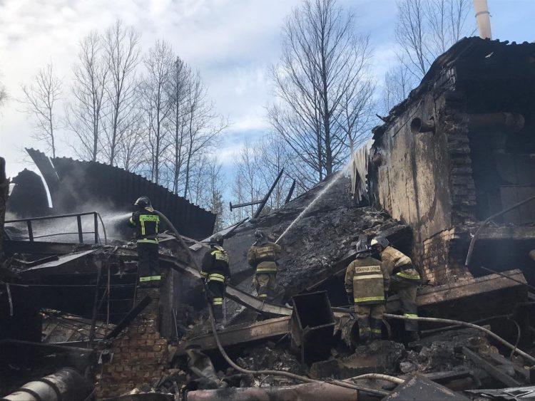 Личность одного из погибших на пороховом заводе в Шиловском районе не установлена