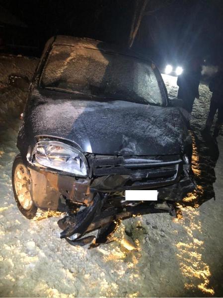 В Кадомском районе в смертельном ДТП погибла 44-летняя рязанка